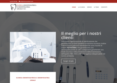 Clinica dott. Castioni